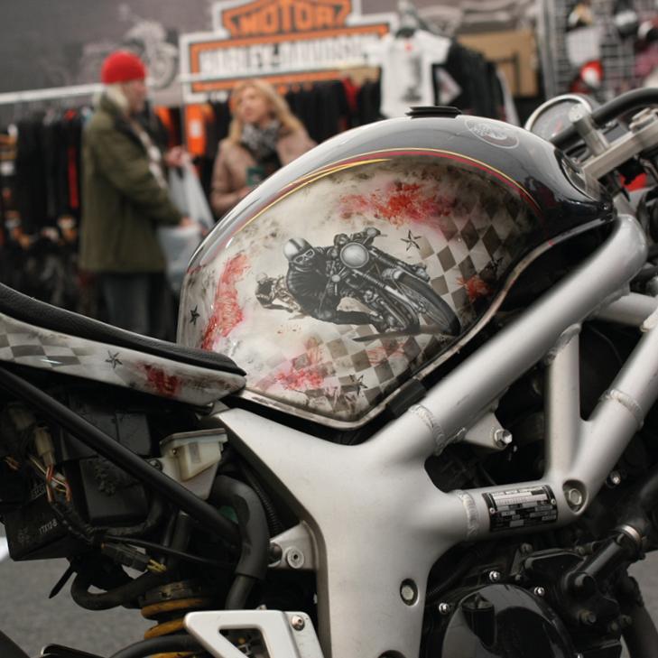 Harley Airbrush